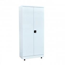 Шкаф медицинский  для белья 1850*800*400, белый